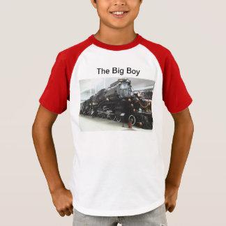 De kinder Grote T-shirt van de Jongen