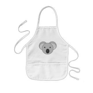 De kinder Leuke Schort van de Koala