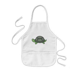 De Kinder Schort van de schildpad