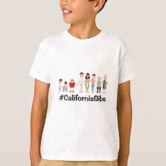 De kinder t-shirt van CaliforniaSibs