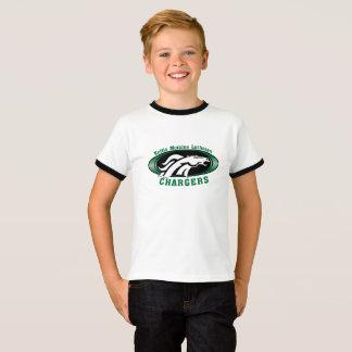 De kinder T-shirt van de Bel van de Lader