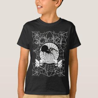 De kinder T-shirt van de Spin