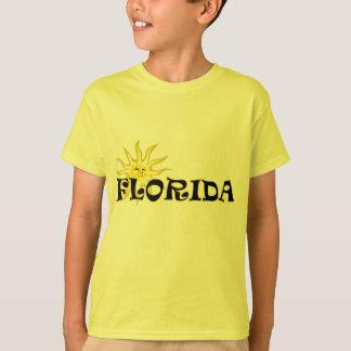 De Kinder T-shirt van de Zonneschijn van Florida