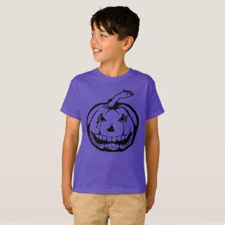 De Kinder T-shirt van Halloween