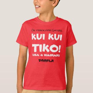 De Kinder T-shirt van Tiko van Kui