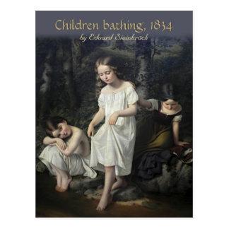 De Kinderen die van Steinbrück van Eduard Briefkaart
