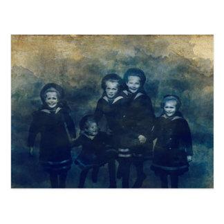 De kinderen van Romanov Briefkaart