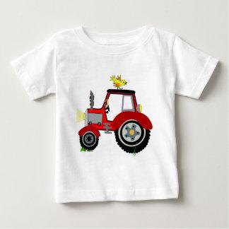 De kinderen vormen baby t shirts
