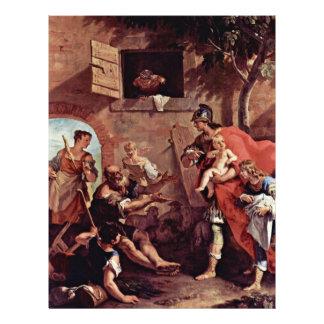 De kinderjaren van Ciro., door Ricci Sebastiano Flyer 21,6 X 27,9 Cm