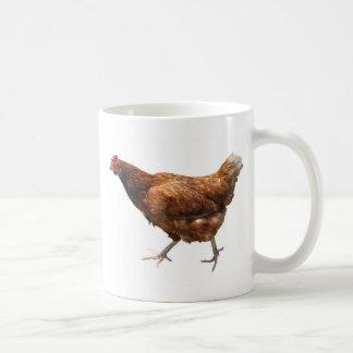 De Kip van de kip Koffiemok