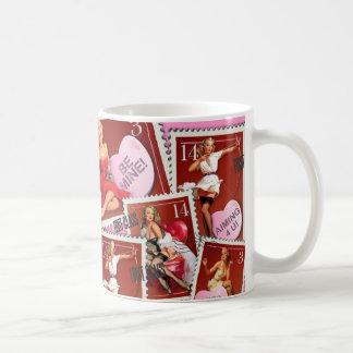 De kitsch Bitsch: Het Valentijnse Collectie van de Koffiemok