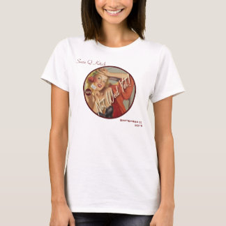 De kitsch Bitsch: Niet Woensdag nog! T Shirt