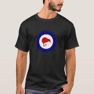 de kiwi van Nieuw Zeeland roundel T Shirt