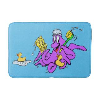 De Klantgerichte Badmat van de Octopus van de
