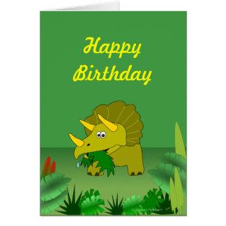 De klantgerichte Gelukkige Verjaardag van de Briefkaarten 0