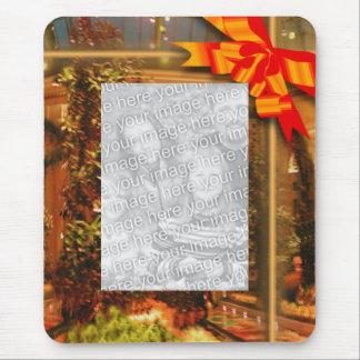 De klantgerichte Gift Mousepad van Kerstmis Muismat