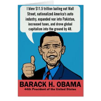 De Klantgerichte Kaart van Obama van Barack