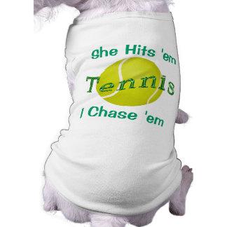 De klantgerichte Overhemden van de Hond voor de Shirt