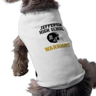 De klantgerichte T-shirt van de Hond van het Team