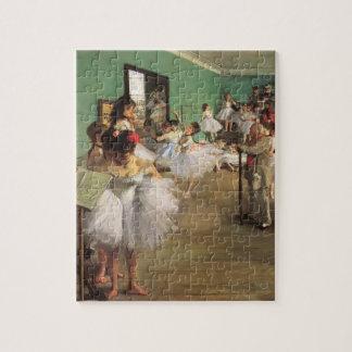 De Klasse van de dans ontgast langs, het Vintage Puzzel