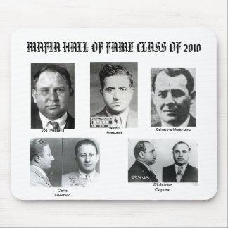 De Klasse van Hall of Fame van de maffia van het S Muismat