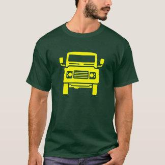 De klassieke illustratie van Land Rover T Shirt