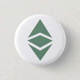 De Klassieke Knoop van Ethereum Ronde Button 3,2 Cm
