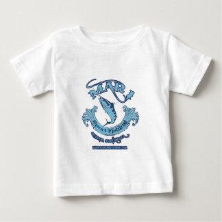 De klassieke Mar1 Visserij van de Sport Baby T Shirts