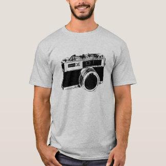 De klassieke Retro T-shirt van de Camera