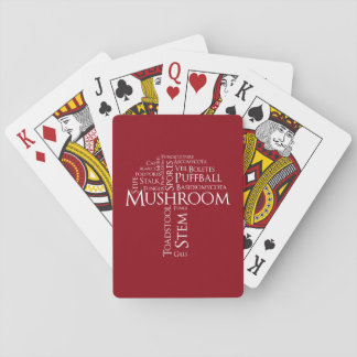 De Klassieke Speelkaarten van de Paddestoel van