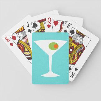 De klassieke Speelkaarten van Martini van de Film