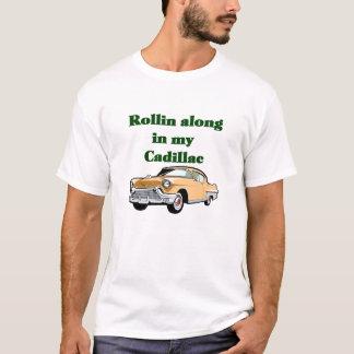 De klassieke T-shirt van Cadillac van jaren '50