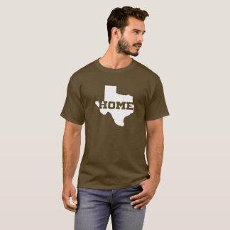 De klassieke T-shirts van het Huis van Texas Alle