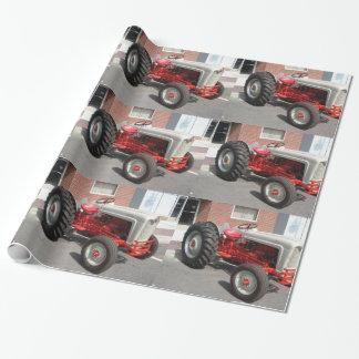 De klassieke Tractor van Ford Cadeaupapier