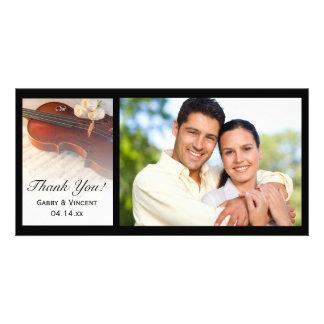 De klassieke Viool en het Witte Huwelijk van Rozen Kaart