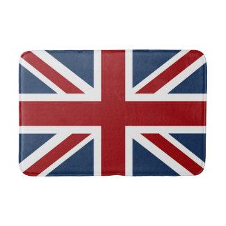 De klassieke Vlag van Union Jack Badmatten