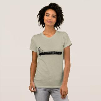 De Kleding van Bicycling T Shirt