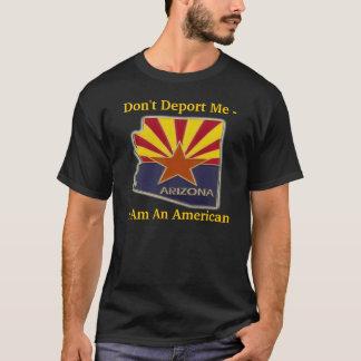 De Kleding van de Overleving van Arizona T Shirt