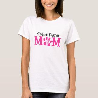 De Kleding van het Mamma van great dane T Shirt