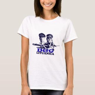De kleding van Lituanica T Shirt