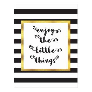De kleine Dingen Briefkaart