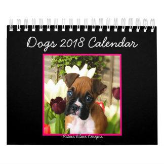 De Kleine Kalender van honden 2018