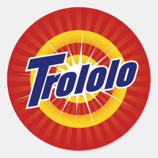 De Kleine Stickers van Trololo