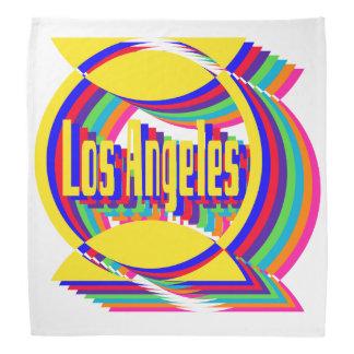 De Kleur Combo van Los Angeles 1 Bandana