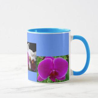 De Kleur van de orchidee Mok
