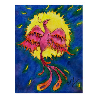 De Kleur van Phoenix Briefkaart
