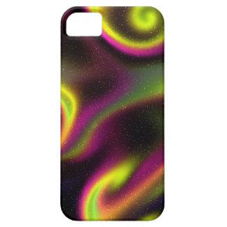 De Kleur Woosh van het neon Barely There iPhone 5 Hoesje