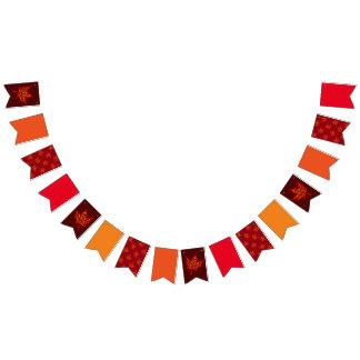 De Kleuren van de herfst Vlaggetjes