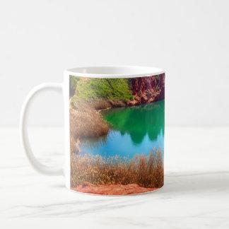 De Kleuren van het paradijs Koffiemok
