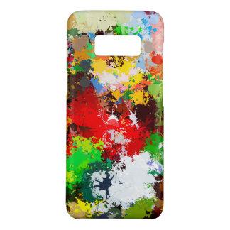 De kleurrijke Melkweg van Samsung S8, nauwelijks Case-Mate Samsung Galaxy S8 Hoesje